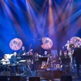 DR P2 sender nyproducerede udsendelser hele sommeren. Her Mathias Heise på scenen med DR Big Band ved P8 Jazz Alive 2017 i DR Koncerthuset 31. mars 2017. Arkivfoto: Scanpix