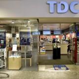 TDC har været storleverandør af kunder til sine konkurrenter gennem de seneste år, hvor 113.000 mobilkunder har forladt selskabet. Foto: TDC