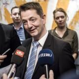 »Jeg kender ikke detaljerne i sagen, men det politiske ønske er uforandret« siger Venstres erhvervsordfører Torsten Schack Pedersen.