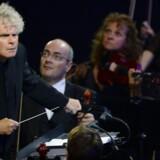 Simon Rattle is spidsen for Berliner Filharmonikerne er en af de udøvende kunstnere, der kan opleve i Googles scene-view.