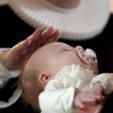 På trods af faldende barnedåber i de nordiske lande har Danmark stadig rekorden.