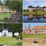 Gods, stutteri, Søfartsskole: Her er Danmarks absolut dyreste ejendomme