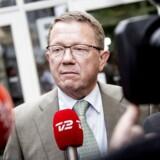 Forsvarer Jørgen Lange ankede på stedet livstidsdommen for sin klient.