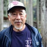 64-årige Tadashige Shiga har taget initiativ til at anlægge verdens største kirsebærblomsterskov med 99.000 træer ved byen Iwaki for at gøre op med mismodet oven på atomkatastrofen på Fukushima-værket, der ligger i nærheden af den kommende skov. Foto: Simon Staun