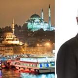 Tv: IstanbulTh: Mikael HjortFoto: Linda Kastrup