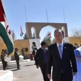 Ban Ki-moon. ARKIVFOTO.