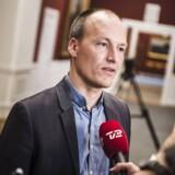 Enhedslisens finansordfører Pelle Dragsted beskylder regeringens udlægning af skattereformen for at være talfusk.