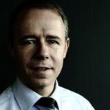 """""""Denne gang kan vi desværre ikke ekspandere os ud af det,"""" siger Telia-chefen Jesper Brøckner."""