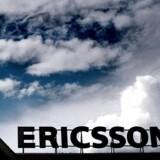 Der hænger stadig mørke skyer over den svenske mobilgigant Ericsson, som dog melder om vækst i Europa og Asien. Arkivfoto: Jessica Gow, EPA/Scanpix