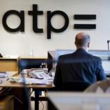 ATPs hovedkvarter i Hillerød.