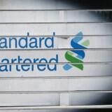 Arkivfoto. Den britiske storbank Standard Chartered har fredag sat et skuffende punktum for regnskabsåret 2016.