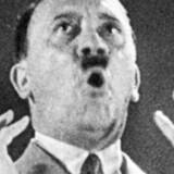 Adolf Hitler. Arkivfoto.