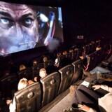 4DX benytter effekter i biografsalen og i biografsæderne til at højne oplevelsen af filmen. Her er det fra åbningen af en 4DX-biograf i Bruxelles i december sidste år.
