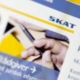 Danskerne strømmer til skat.dk for at tjekke årsopgørelsen. Den er blevet vist mere end en million gange, siden den blev offentliggjort fredag aften. Colourbox