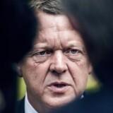Venstres formand Lars Løkke Rasmussen.