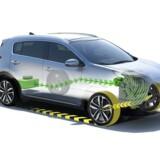 Den faceliftede Kia Sportage bliver den første bil i prisklassen under 600.000 kr. til at køre med den nye 48 volt-teknologi. Den introduceres til efteråret