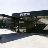 RTX-Telecomsbygning i Nørresundby. ARKIVFOTO.