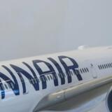 Arkivfoto. Lufthavnen i Helsinki kan fredag blive ramt af strejke, der kan koste Finnair et økonomisk slag på millioner af euro, skriver flyselskabet i en pressemeddelelse.