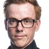 Jonas Stenbæk Christoffersen er far til tre og redaktør på Kids' News, som er Belingske avis til børn. Hver uge skriver han om sit arbejde og liv med børn.