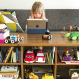Danske forældre er ganske pragmatiske i forhold til deres børns forbrug af digitale medier. Børnene har især skiftet TVet ud med iPad'en.