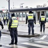 Langt stærkere kontrol og patruljering af de ydre EU-grænser er og bliver uomgængeligt. (Arkivfoto: Bax Lindhardt/Scanpix 2016)
