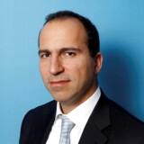 Ubers nye topchef Dara Khosrowshahi.