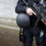 Hollandsk politi har anholdt en terrormistænkt (arkivfoto)