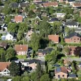 Der er fortsat godt gang i boligsalget. Antallet af bolighandler ligger langt over gennemsnittet de seneste par år.