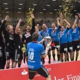 Med afgangen af tre norske spillere har HC Midtjylland formentlig penge nok til at overleve frem til maj.