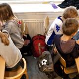 Danmark er det land i Europa, hvor børn er tidligst på sociale medier og bruger dem mest, viser en undersøgelse fra det europæiske forskningsnetværk EU Kids Online ifølge Sex og Samfund. Arkivfoto, Steffen Ortmann, Scanpix 2013.