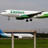Fredag oplyste luftfartsselskabet Citilink, et datterselskab af det nationale flyselskab Garuda Indonesia, at en pilot er afskediget.