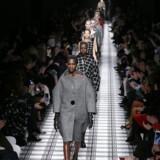 Arkivfoto. Det franske mærke Balenciaga er kommet i modvind efter anklager om mishandling af modeller under modeuge.