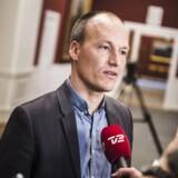 Pelle Dragsted, finansordfører for Enhedslisten.