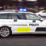 Midt- og Vestjyllands Politi efterforsker onsdag en sag om grov vold mod en mand i Herning. Arkivbillede.