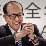 Asiens rigeste mand, Li Ka-shing, har store planer for investeringer i Europa. Li Ka-Shing, der er fra Kina, vil etablere Storbritanniens største mobiltelefonselskab gennem opkøb. ARKIVFOTO