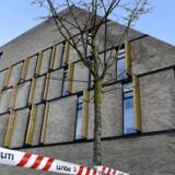 Det er Retten på Frederiksberg, som advokat Erbil Kaya og en kollega ifølge en sigtelse har forsøgt at bedrage. Begge nægter sig skyldige. (Foto: Liselotte Sabroe/Scanpix 2016)