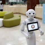 Få svenske virksomheder har villet offentliggøre, at robotten Amelia findes i virksomhederne, men SEB står nu frem som den første svenske bank.
