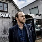 Arkivfoto: Teaterdirektør Martin Lyngbo, Mungo Park.