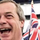 Nigel Farage meldte mandag ud, at han trækker sig som formand for det britiske EU-kritiske parti Ukip.