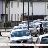 Der er fremskridt i efterforskningen af et bombeangreb, der fredag ramte et tog i London, siger minister.