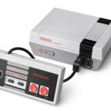 Nintendos klassiske retro-konsol NES koster det samme som et enkelt moderne konsolspil, men inkluderer 30 titler og oceaner af nostalgisk underholdning.