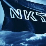 NKT logo flag