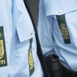 Nordjyllands Politi undersøger, hvordan det gik til, at en dreng på syv år blev ramt eller strejfet af en lastvogn i Nørager mandag morgen. Free/Politiet/arkiv