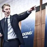 Adm. direktør i DONG Energy, Henrik Poulsen, har netop præsenteret energikoncernens regnskab for første halvår af 2017.