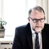 Energi-, forsynings- og klimaminister Lars Christian Lilleholt (V)