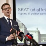 Skatteministeriet (Foto: Jens Nørgaard Larsen/Scanpix 2015)