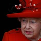 Dronning Elizabeth blev kronet 2. juni 1953. Scanpix/Adrian Dennis