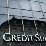 Arkivfoto. Det var ventet, at Credit Suisse ville afslutte 2016 med meget røde tal, men omfanget endte også med at overraske negativt.