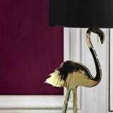 Denne lampe vil helt sikkert sætte lidt kulør på dit hjem.