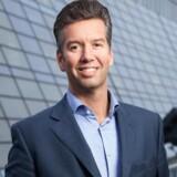 Telenors koncernfinansdirektør, Richard Aa, er ligesom tre andre topfolk i den norske telegigant sendt hjem, mens en revisionsundersøgelse af en bestikkelsesaffære i Usbekistan pågår. Foto; Telenor